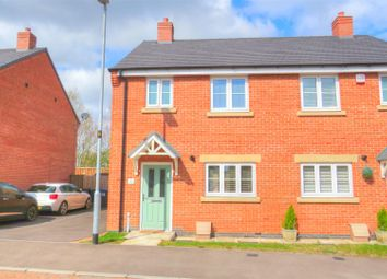 3 bed property for sale in Border Close, Glenfield, Leicester LE3