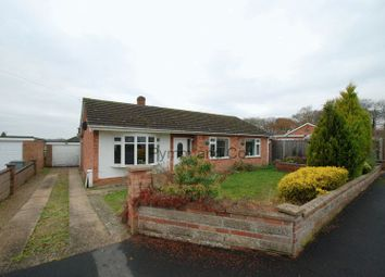 Thumbnail 3 bed bungalow to rent in Victoria Close, Taverham, Norwich