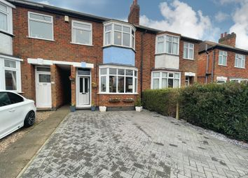 Thumbnail 3 bed town house for sale in Woodlands Drive, Leicestershire, Loughborough