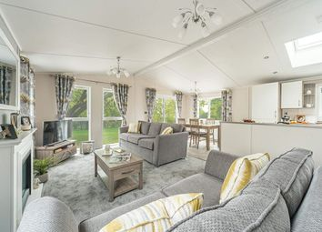 Thumbnail 2 bed lodge for sale in Gartmore, Stirling