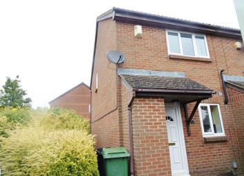 Thumbnail 2 bed end terrace house to rent in Gower Close, Basingstoke