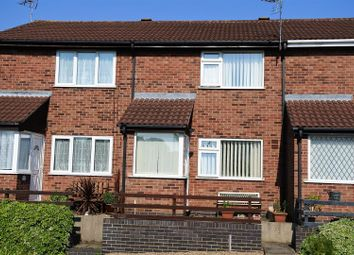 Thumbnail 2 bed terraced house for sale in Bedford Close, Grantham