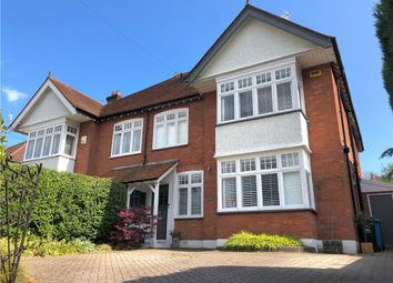 Thumbnail 4 bed semi-detached house for sale in Lower Parkstone, Poole, Dorset