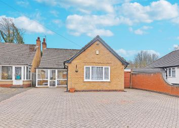 Thumbnail 2 bed detached bungalow for sale in Pineapple Road, Stirchley, Birmingham
