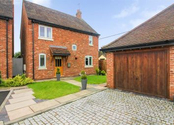 Thumbnail 4 bed detached house for sale in Emmersons Court, Belton, Leicestershire