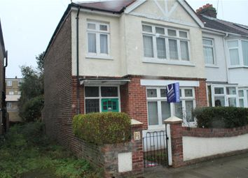 Thumbnail 3 bed end terrace house for sale in Westwood Road, Portsmouth