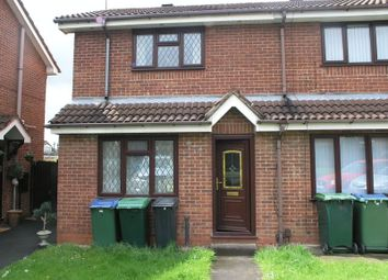 Thumbnail 2 bed terraced house for sale in Willetts Way, Cradley Heath
