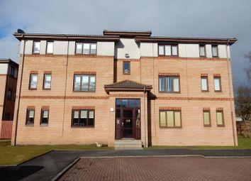 Thumbnail 1 bed flat for sale in Wilson Court, Bellshill