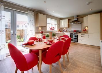 "Thumbnail 5 bed detached house for sale in ""The Thornwood "" at East Muirlands Road, Arbroath"