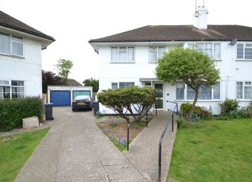 Thumbnail 2 bed flat to rent in Shirley Close, Worthing