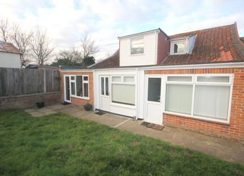2 bed property for sale in Lords Lane, Burgh Castle, Great Yarmouth NR31