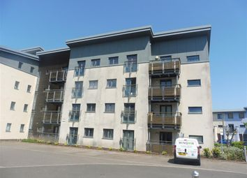 Thumbnail 1 bed flat to rent in St Christophers Court, Maritime Quarter, Swansea