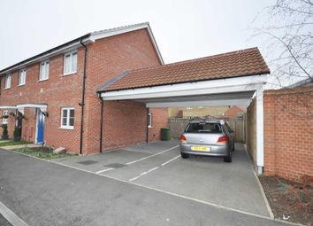 Thumbnail 3 bed semi-detached house for sale in Brick Kiln Road, Noak Hill, Romford
