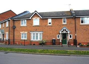 Thumbnail 3 bed terraced house for sale in Queen Elizabeth Drive, Taw Hill, Swindon