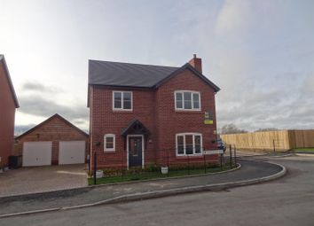 Thumbnail 4 bedroom detached house to rent in Hopton Park, Nesscliffe, Shrewsbury