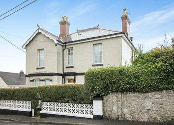 Thumbnail 4 bed end terrace house for sale in Underlane, Plympton, Plymouth