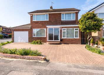 Thumbnail 4 bed detached house for sale in Foulds Close, Rainham, Gillingham