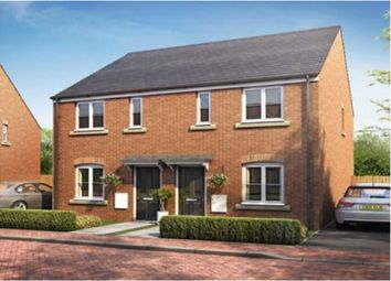 Thumbnail 2 bed town house for sale in Clock Tower Road, Gloucester