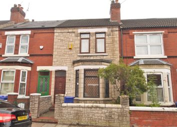 Thumbnail 3 bed terraced house for sale in Royal Avenue, Doncaster
