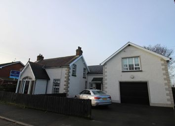 Thumbnail 4 bed detached house for sale in Gravelhill Road, Lisburn