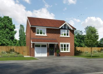 "Thumbnail 4 bedroom detached house for sale in ""Denewood"" at Whittingham Lane, Broughton, Preston"