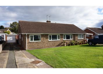 Thumbnail 2 bed semi-detached bungalow for sale in Merrybrook, Evesham