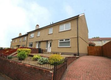 Thumbnail 3 bed end terrace house for sale in Ivanhoe Road, Paisley, Renfrewshire