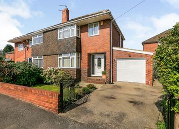 Thumbnail 3 bed semi-detached house for sale in St Johns Mount, St John's, Wakefield