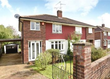 Thumbnail 3 bed semi-detached house for sale in Haywood Way, Reading, Berkshire