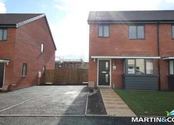 Thumbnail 3 bedroom semi-detached house to rent in William Avery Drive, Smethwick