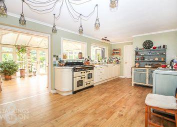 Thumbnail 5 bedroom property for sale in Elderton Lane, Antingham, North Walsham