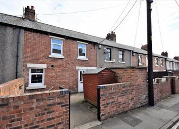 Thumbnail 3 bed terraced house for sale in Thorpe Street, Easington, County Durham