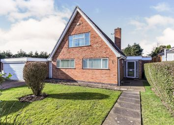 Thumbnail 5 bedroom bungalow for sale in Launde Road, Oadby, Leicester