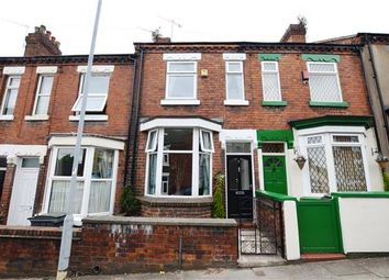 Thumbnail 2 bed terraced house for sale in Sturgess Street, Stoke, Stoke-On-Trent