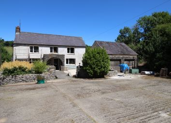 Thumbnail 5 bed farmhouse for sale in Glogue
