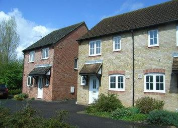 Thumbnail 2 bed semi-detached house to rent in Dewberry Down, Thatcham