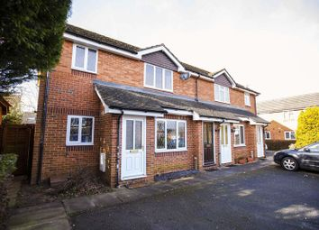 Thumbnail 2 bed maisonette to rent in Hazeldene, Reading Road, Chineham, Basingstoke
