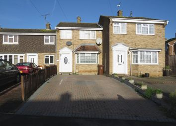 Thumbnail 3 bed terraced house for sale in Bristol Close, Rochester