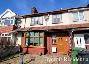 Thumbnail 3 bed terraced house for sale in Garnham Road, Gorleston, Great Yarmouth