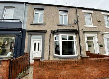 Thumbnail 3 bed end terrace house to rent in Yarm Road, Darlington