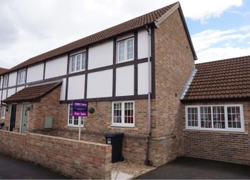 Thumbnail 2 bed semi-detached house for sale in Lilac Way, Weston-Super-Mare