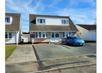 Thumbnail 3 bed detached bungalow for sale in Elm Park, Haverfordwest
