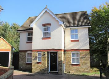 Thumbnail 3 bed detached house to rent in Foxglove Road, Romford, Essex