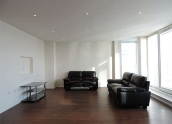 Thumbnail 3 bedroom flat to rent in Western Gateway, London