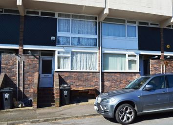 Thumbnail 3 bed maisonette to rent in Falmouth Road, Leicester