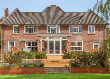 Thumbnail 5 bed detached house for sale in Church Lane, Eaton, Norwich