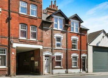 Thumbnail 4 bed terraced house for sale in Castle Street, Salisbury
