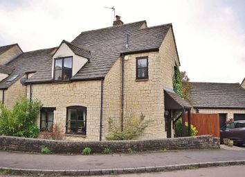 Thumbnail 2 bed end terrace house for sale in Cotswold Meadow, Deer Park, Witney
