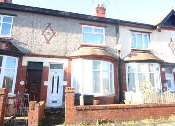 Thumbnail 3 bed terraced house for sale in Manchester Road, Blackpool, Lancashire