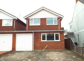 Thumbnail 3 bedroom link-detached house for sale in Cromwell Road, Southend-On-Sea